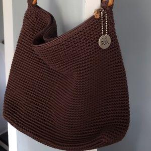The Sak Brown Messenger Bag